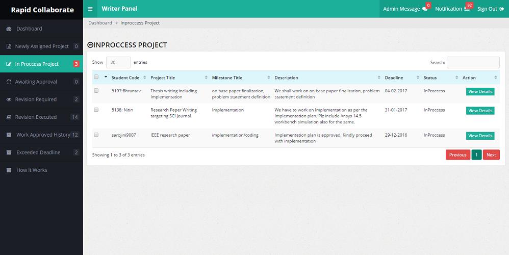 project-process